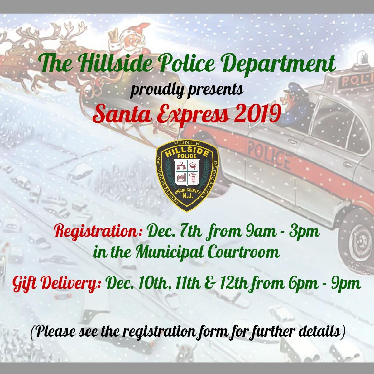 Santa Express 2019