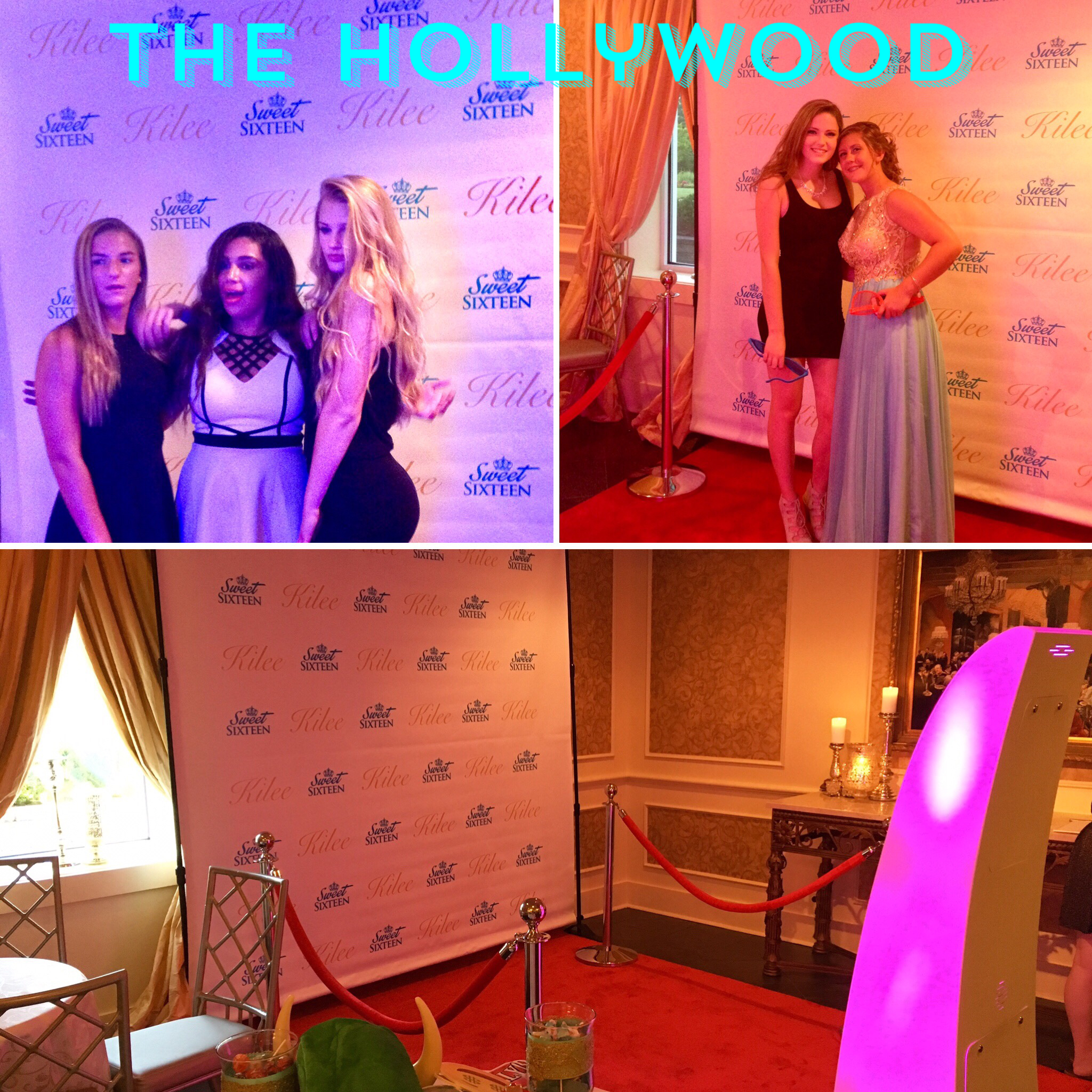 Hollywood Photo Booth NJ