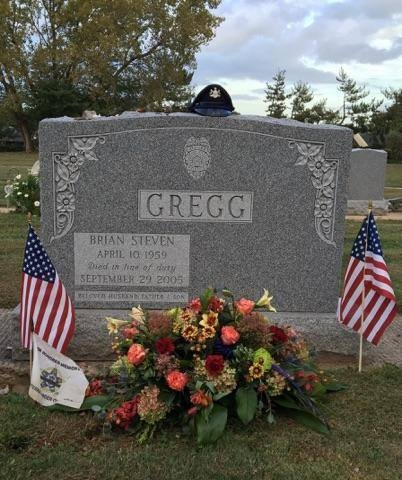 Remembering Officer Brian Gregg - EOW 09/29/05 | Countryside Gallery ...