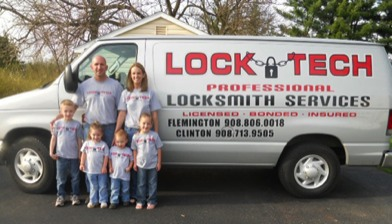 Lock-Tech Van