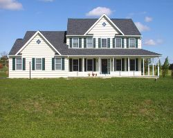 Custom Home Fells Creek