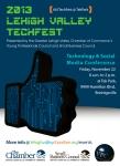 Event: EggZack CEO Keynote Speaker at 2013 Lehigh Valley Techfest - Nov 22 @ 8:00am