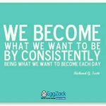 #MondayMotivation: Be Consistent