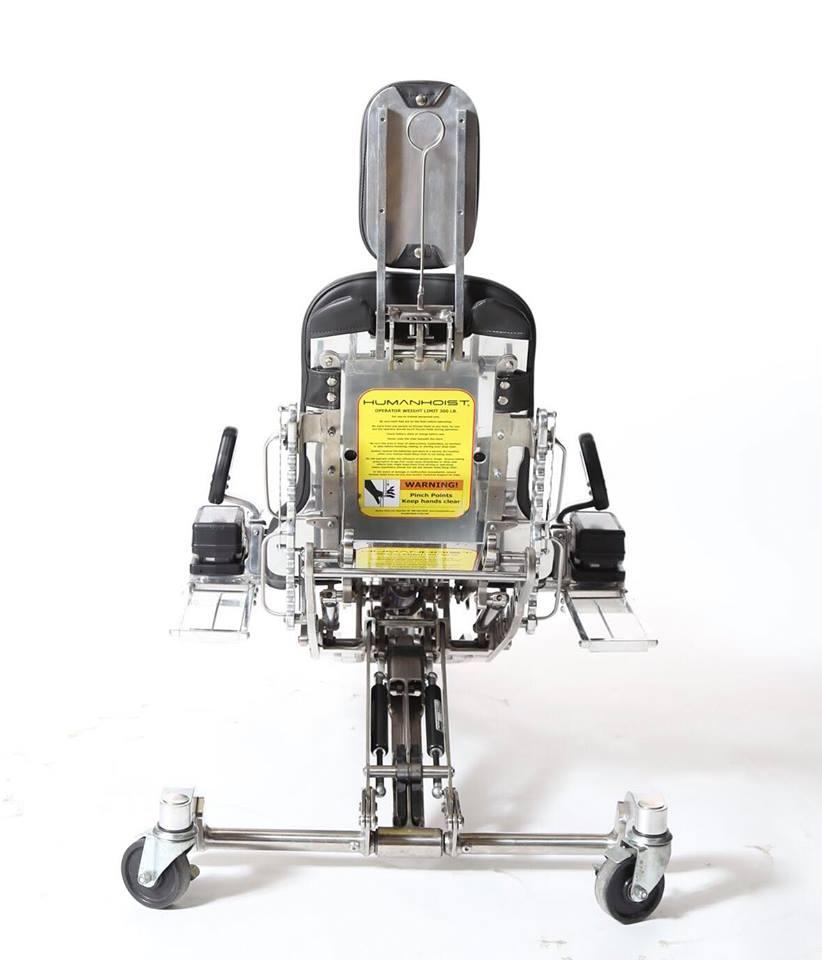 Automatic & Adjustable Backrest