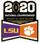 LSU vs CLEMSON at SHERIDAN'S TONIGHT