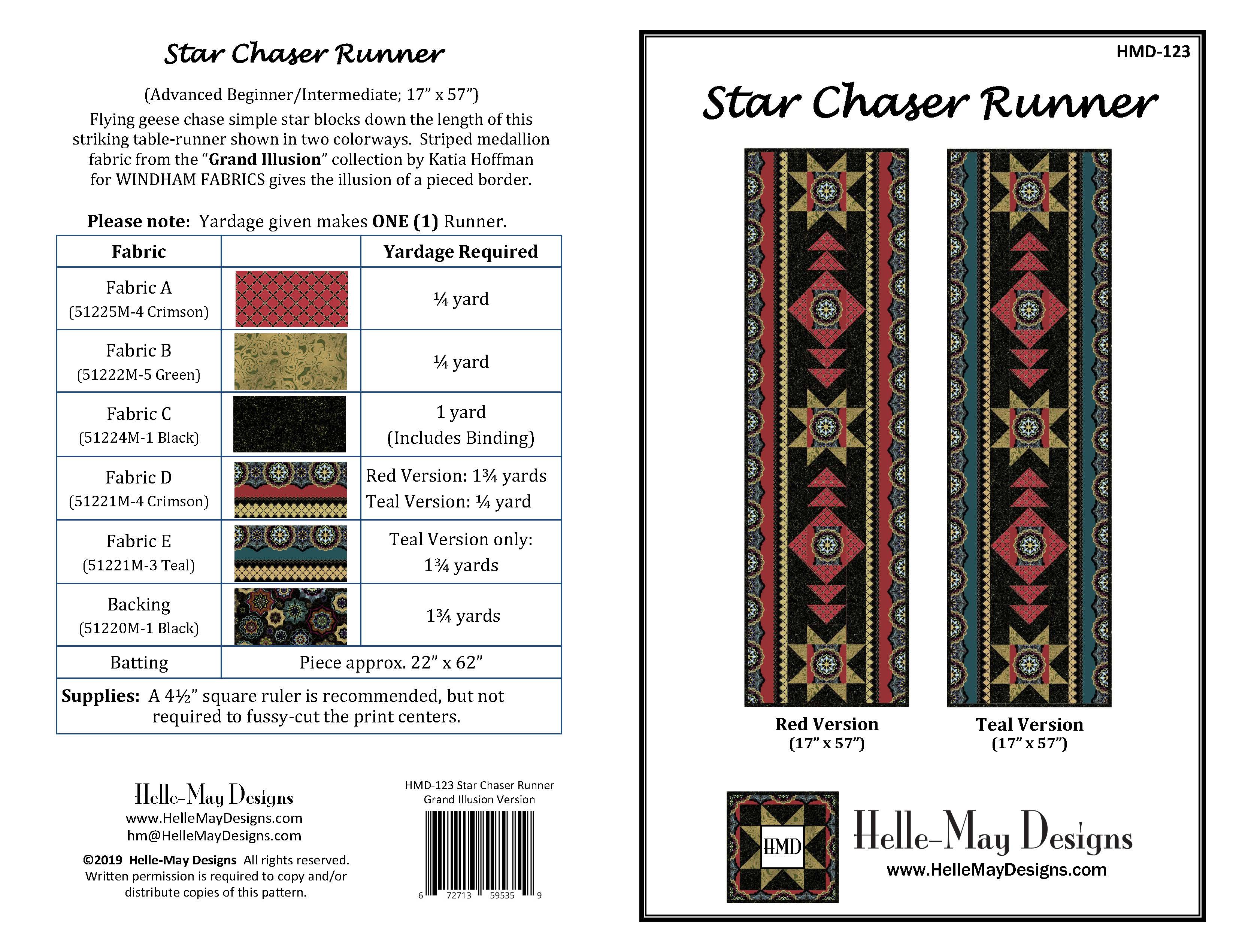 HMD-123 Star Chaser Runner