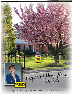Preparing Your Home For Sale - Weichert Realtors