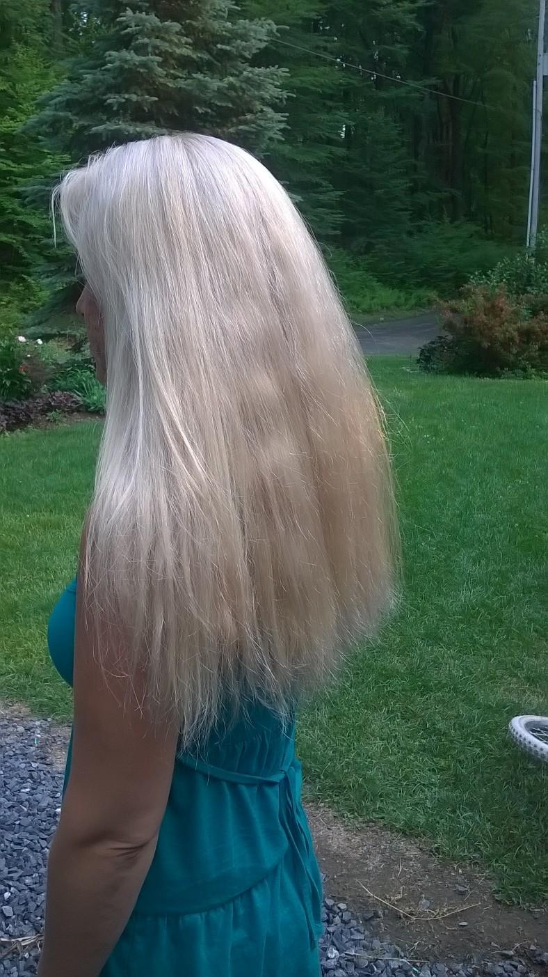 Blond Trasformation