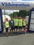Lehigh Valley Attorneys Run VIA Marathon