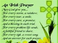 Irish Prayer for all...