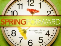 It's time... Spring ahead.