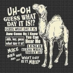 It's Wednesday--what day is it??