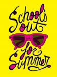 Schools out..............for summer.