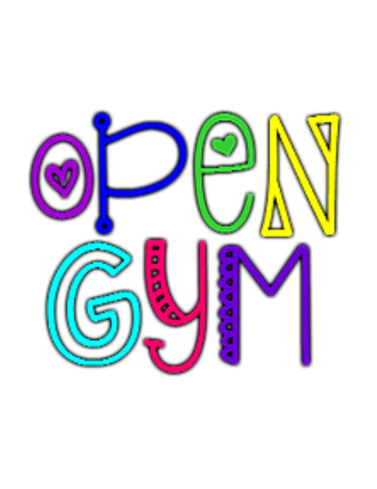 Open gyms giant gymnastics of hackettstown