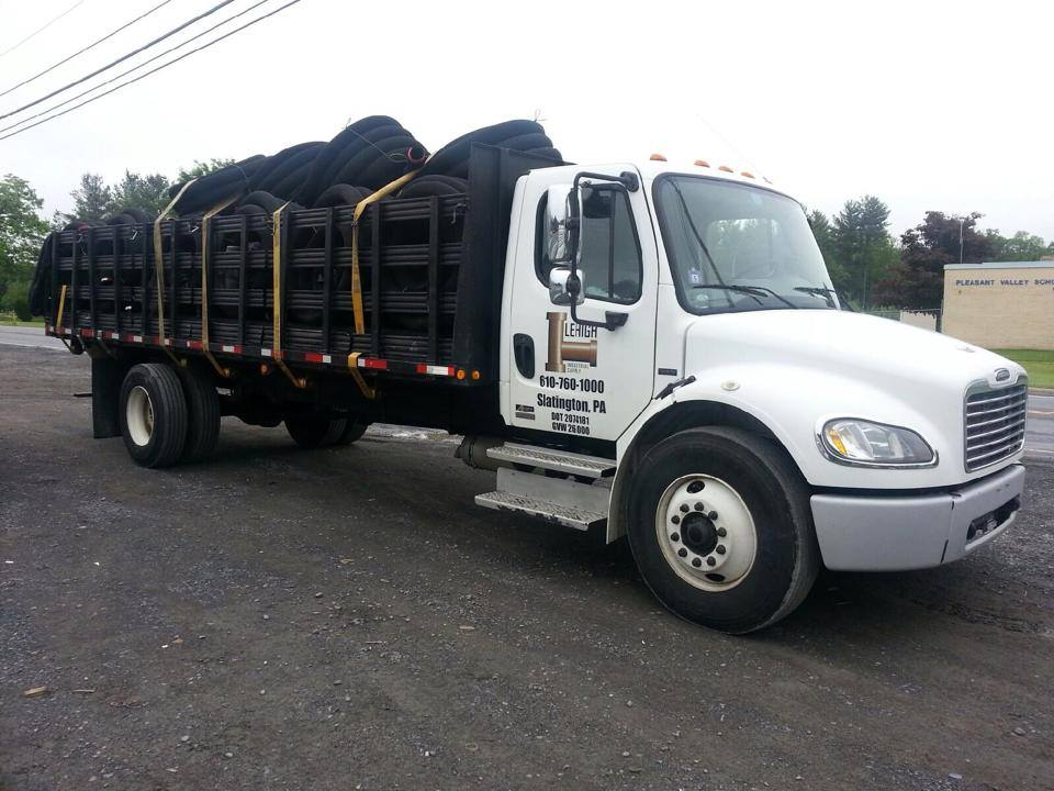 Hose Delivery by Lehigh Industrial Supply