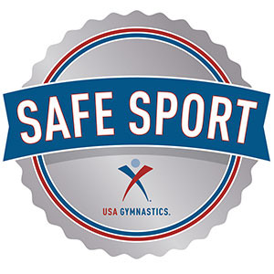 USA Gymnastics Safesport logo