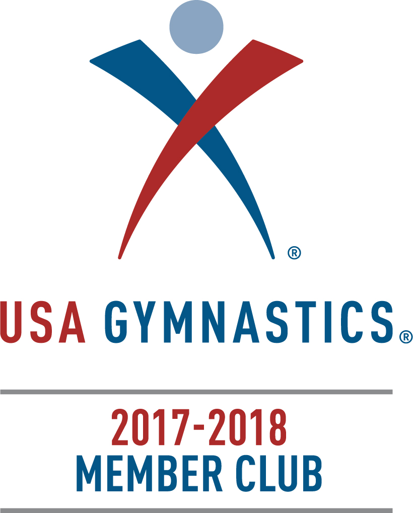 USA Gym Club Member 17-18