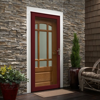 With a wide array of style options Andersen storm doors offer many innovative features designed to make them not only easy to use but also easy to install. & Andersen Storm Doors | Fox Lumber