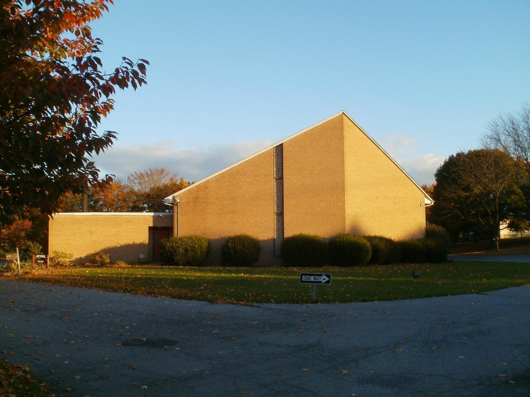 st. mark's church building
