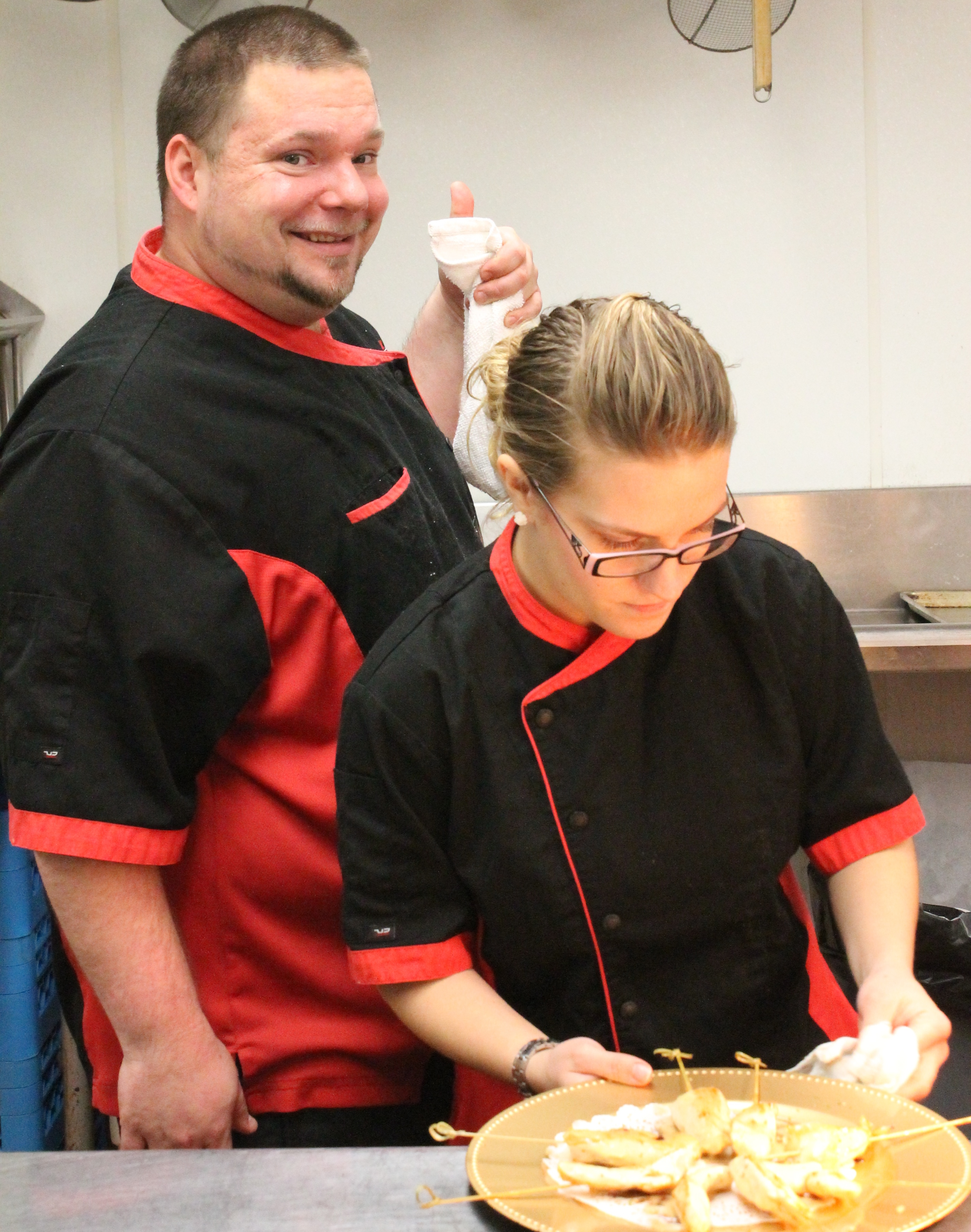 Image of Nicole & Chef Nickolas