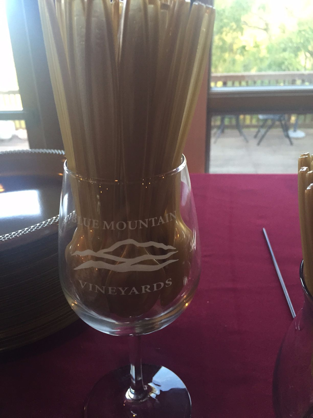 Blue Mountain Vineyard & Cellars