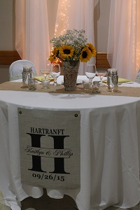 Congratulations Kaityln & Phillip Hartranft 9-26-15