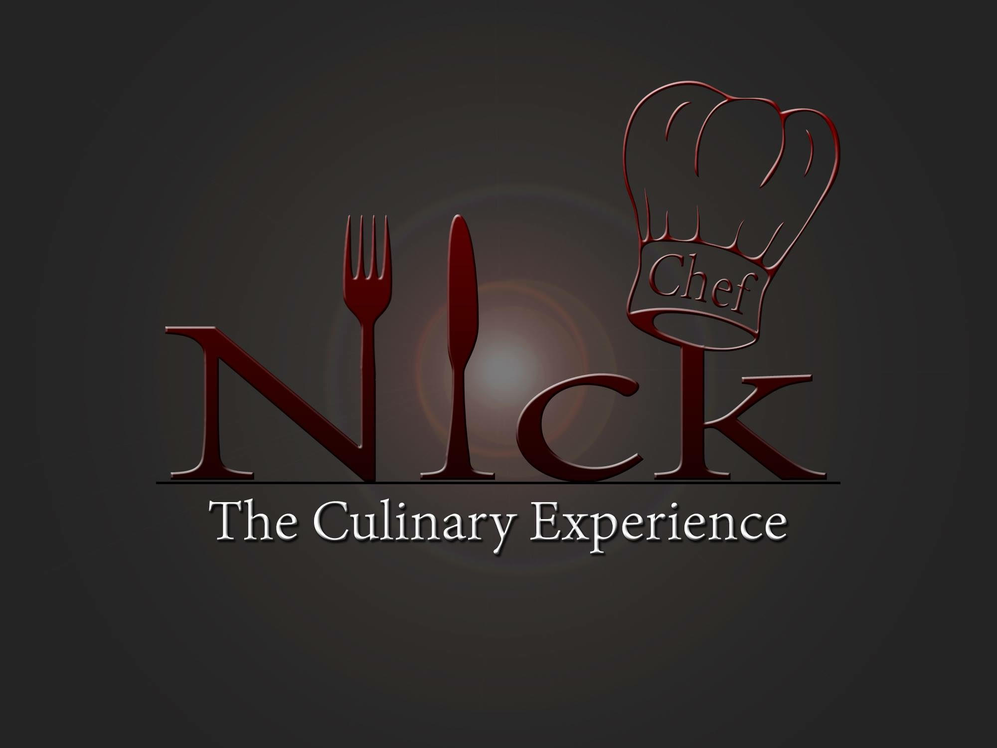 Chef Nickolas Logo