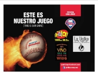 Proud Sponsor of The Phillies Spanish Broadcast