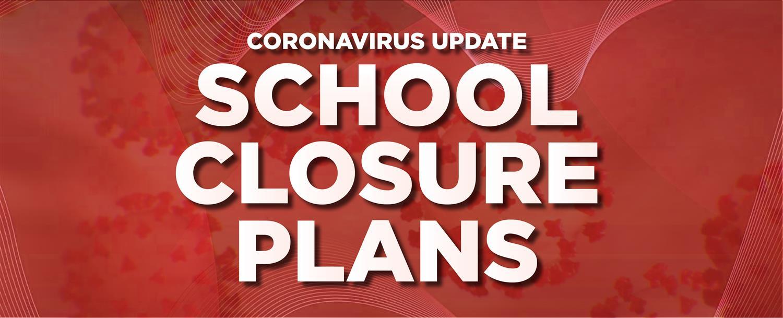 Coronavirus Closure Plan Photo