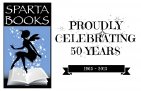 Sparta Books Celebrates 50 Years