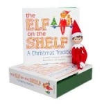 Elf on the Shelf has arrived!!!