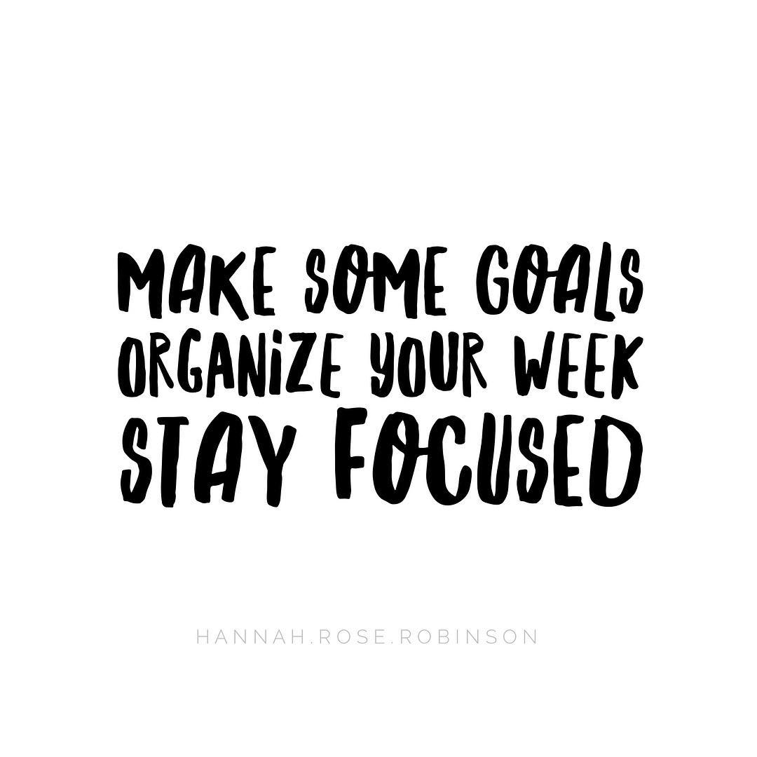 Stay Focused Quotes Quote Of The Day  A Game Fitness And Performance