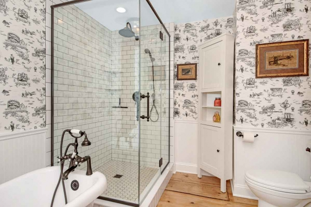 Pittstown Master Bath