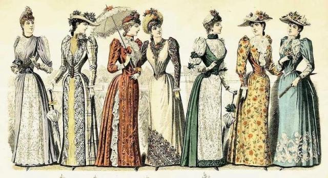 1800 fashion for women 25