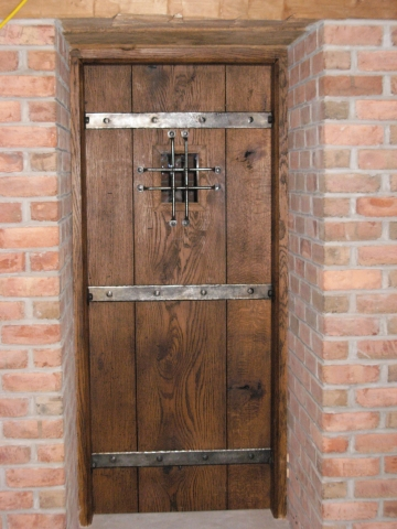 90 wine cellar door custom designed wrought iron cellar doors from naddour are widely - Cellar door hinges ...