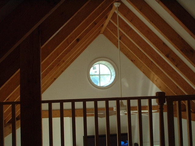 Loft & Barrel Window