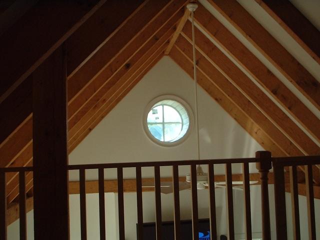 Loft & Barrel Window