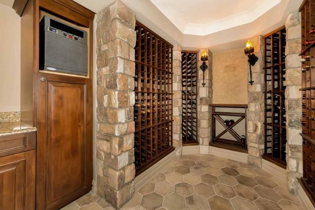 Wine Lover's Basement