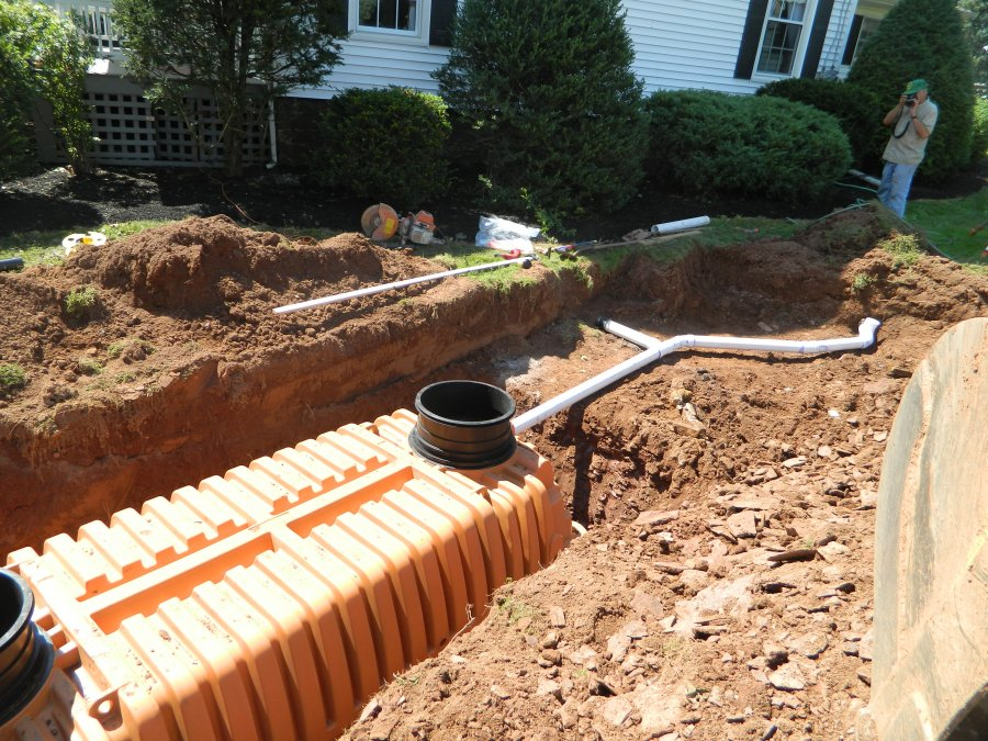 Installation Of New Septic Systems Jj Amp B Services