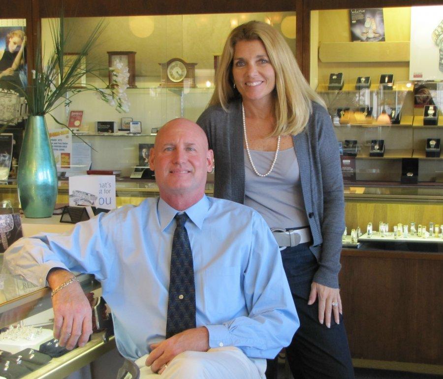 Edward Saunders, expert jewelry appraisals