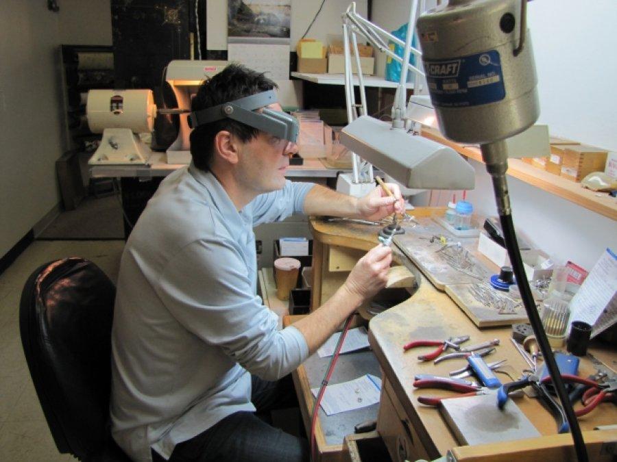 Adam Gorski Master Jeweler
