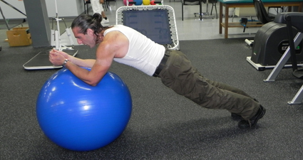 core strength Fortaleza Rehab