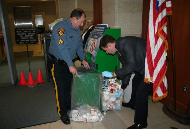 Flemington PD Take-Back Day
