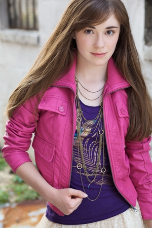 Kristina Lachaga The Girl With The Big Pink Heart