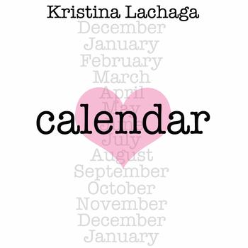 Calendar Kristina Lachaga iTunes