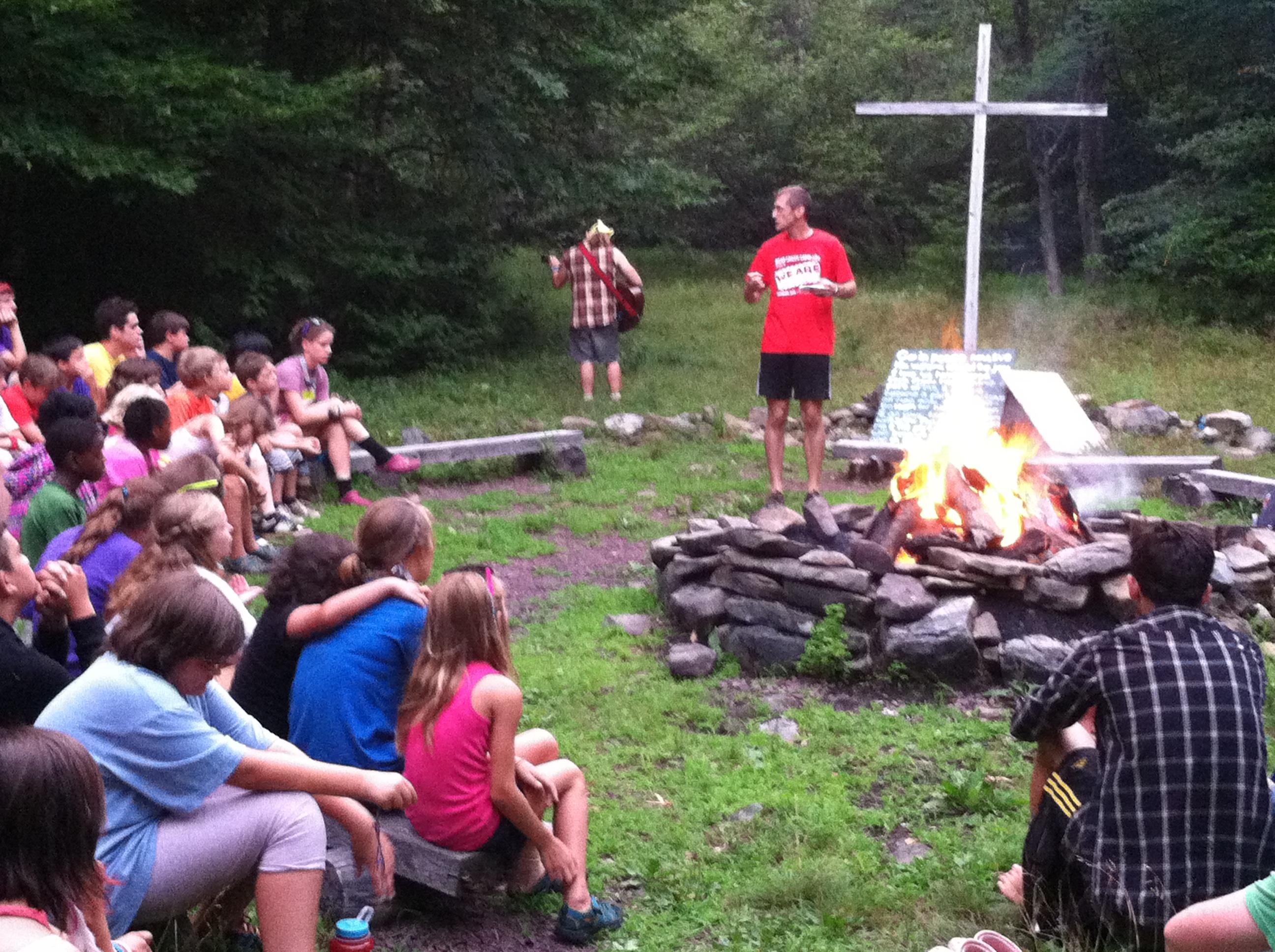 bear creek camp