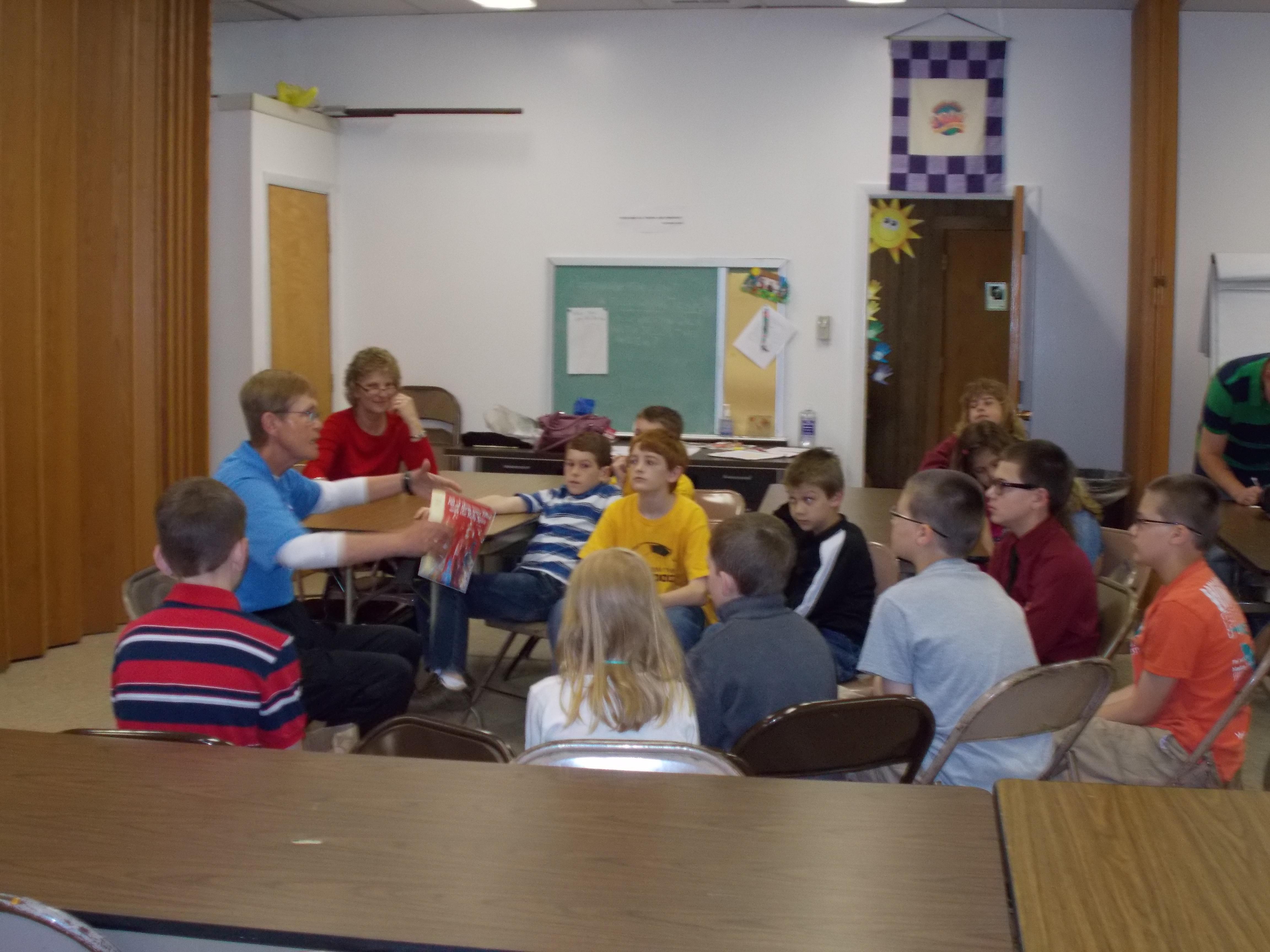 St. Mark's Sunday School