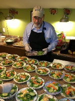 Culinary Experience Catering, Bill Casaceli