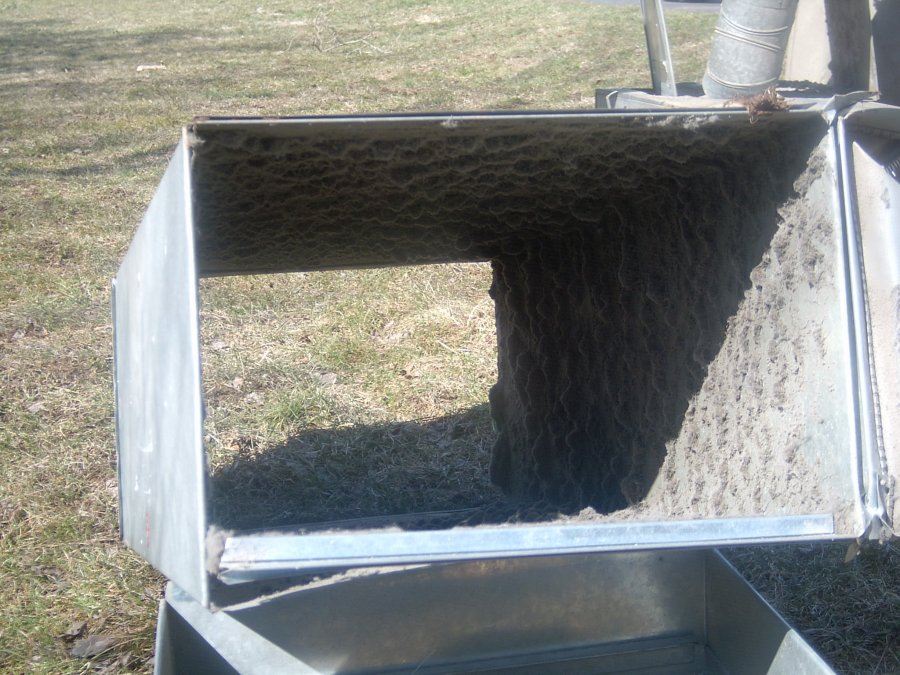 heating, cooling, duct work