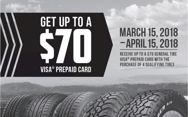 General Tire Rebate Bear Alignment Discount Tire Service Center